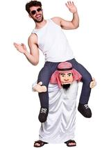 Adult Carry Me Arab Sheik