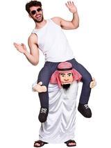 Adult Carry Me Arab Sheik