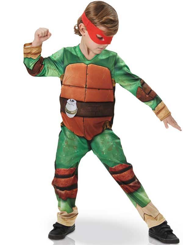 Child Deluxe Teenage Mutant Ninja Turtle Box Set