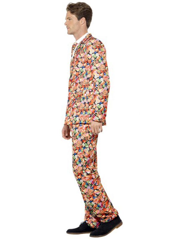 Adult Mens Stand Out Sweet Suit Costume Thumbnail 2