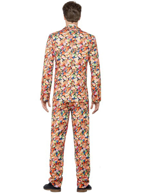 Adult Mens Stand Out Sweet Suit Costume Thumbnail 3