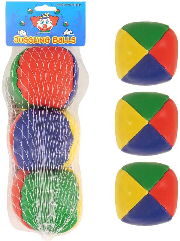 Juggling Balls (3 Pack)