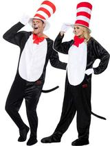 Adult Dr Seuss Cat In The Hat Costume