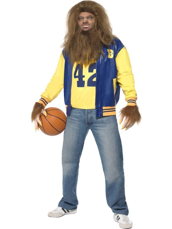 Mens Teen Wolf Costume Thumbnail 1