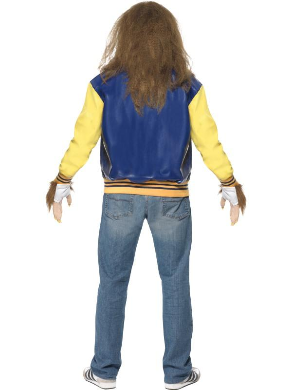 Mens Teen Wolf Costume Thumbnail 3