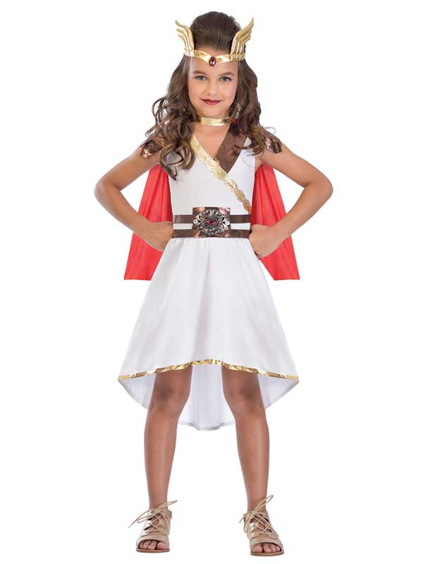 Child Goddess Princess Costume