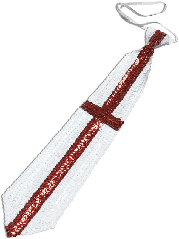 St. George Sequin Tie