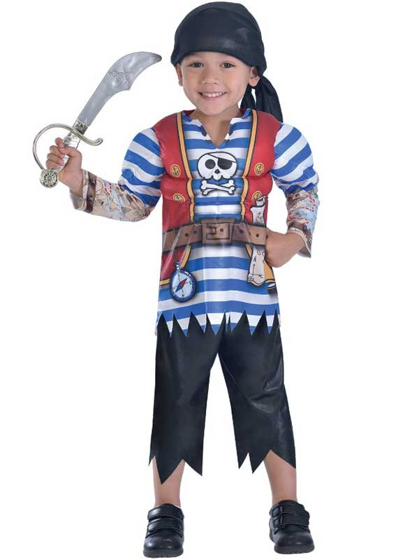Child Boys Ahoy Matey Costume