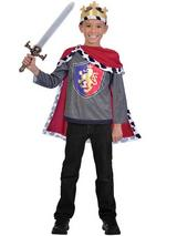 Child Boys Royal King Costume