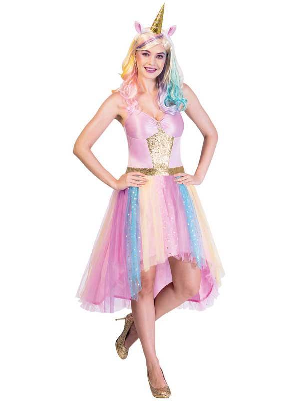 Adult Mystic Unicorn Costume
