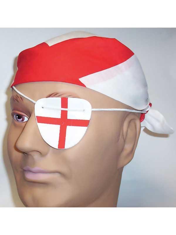 St George England Bandana & Eyepatch Thumbnail 1