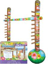 3Pc Inflatable Limbo Game Set