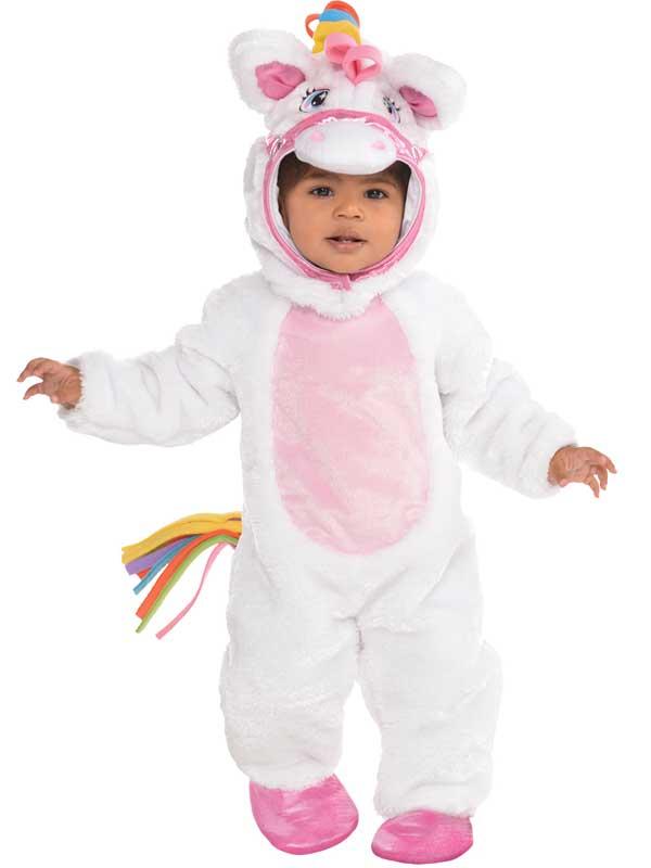Child Girls Mystical Pony Costume