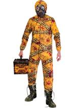 Adult Mens Quarentine Zombie Costume