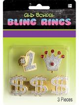Adult Bling Rings