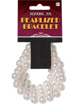 Adult Ladies Faux Pearl Bracelet