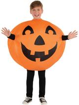 Child Inflatable Jack-O-Lantern Costume
