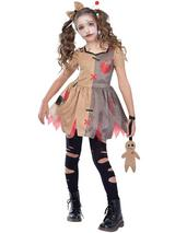 Child Miss Voodoo Costume