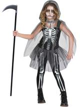 Child Skeleton Reaper Costume