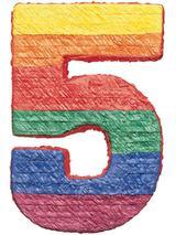 Pinata Number 5