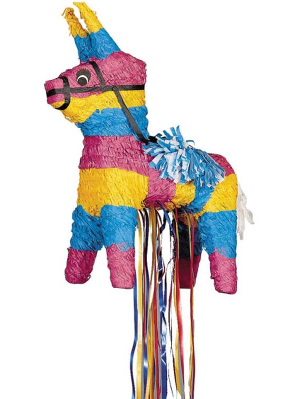 Pinata Donkey Horse