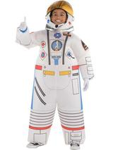 Childs Inflatable Astronaut Costume