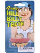 Fake Hill Billy Teeth