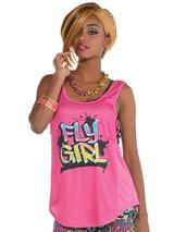 Adult Oversized Hip Hop Tank Top