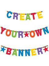 Create Your Own Banner Kit