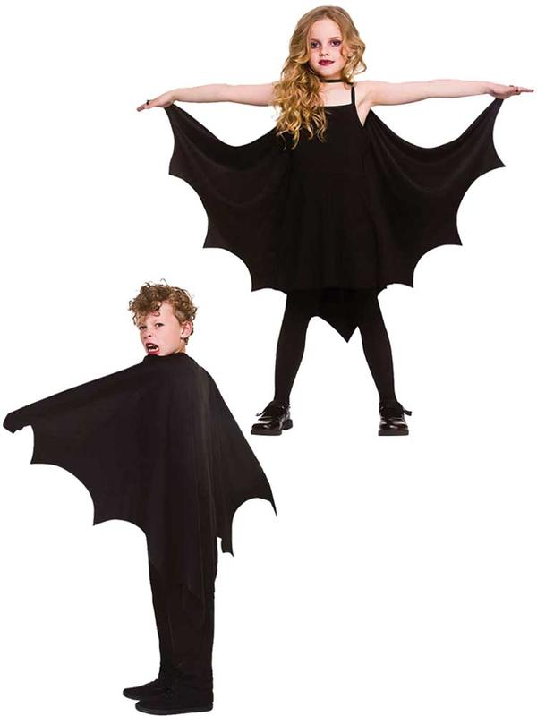 Child Bat Cape