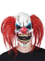 Adult Freaky Clown Mask