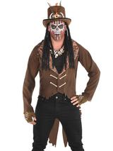 Adult Mens Witch Doctor Jacket