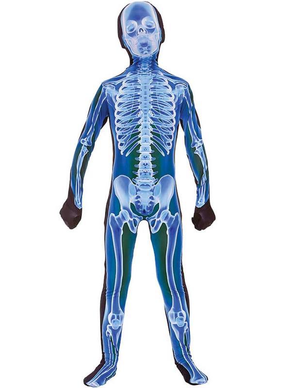 Child Boys X- Ray Skinz Costume