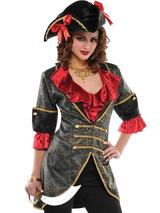 Adult Ladies Pirate Jacket