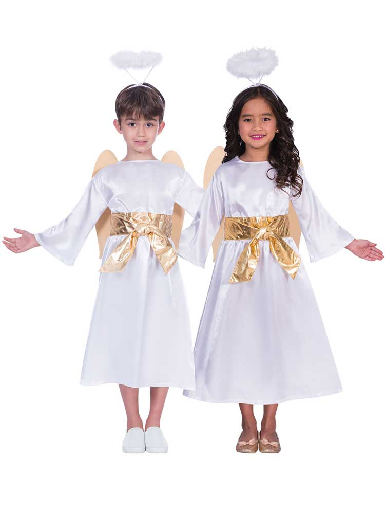 Child Angel Gabriel Unisex Costume