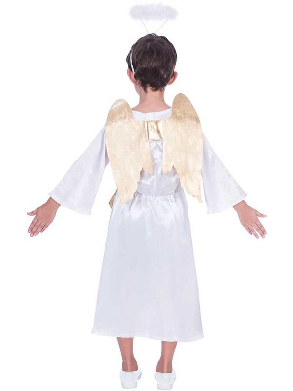 Child Angel Gabriel Unisex Costume Thumbnail 2