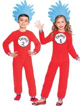 Child Thing One And Two Costume