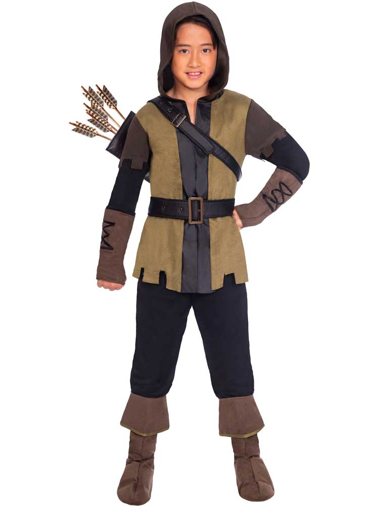 Dress Up By Deisgn Indian Chief Costume Fancy Dress Age 6-8 Years Boys Dress Up