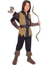 Child Robin Hood Prince Of Thieves Costume