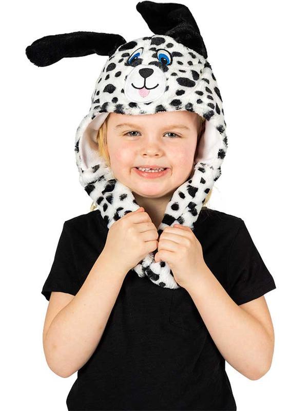 Child Dancing Dalmatian Ears Hat