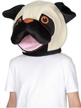 Adult Jumbo Heads - Pug Dog
