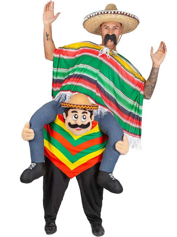 Adult Carry Me® - Mexican Guy