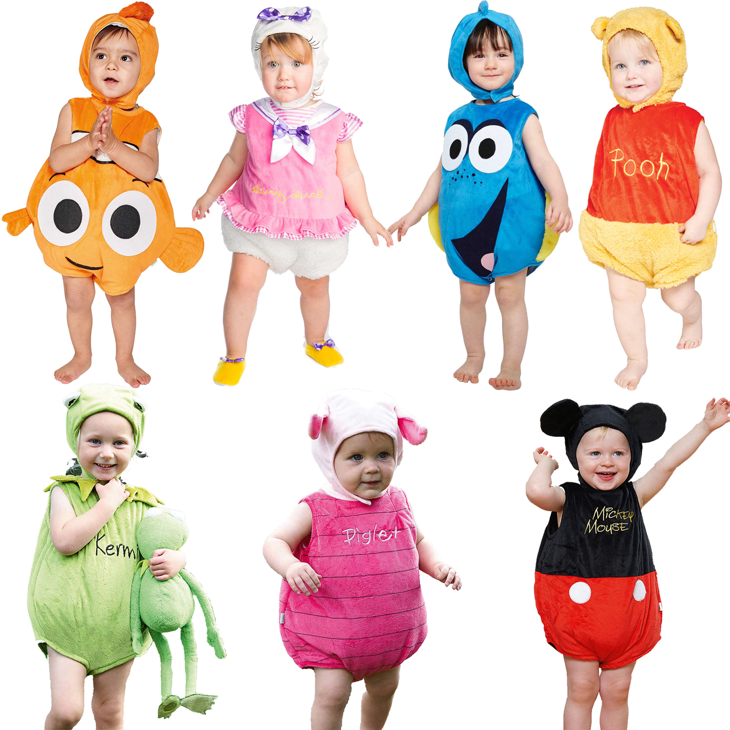 Toddler Fancy Dress Outfit Girls Boys Costume Book Week