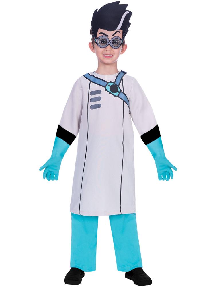 Childs-PJ-Masks-Costume-Fancy-Dress-Superhero-Villains-Book-Week-Boys-Girls-Kids thumbnail 14
