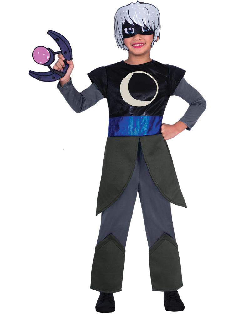 Childs-PJ-Masks-Costume-Fancy-Dress-Superhero-Villains-Book-Week-Boys-Girls-Kids thumbnail 7