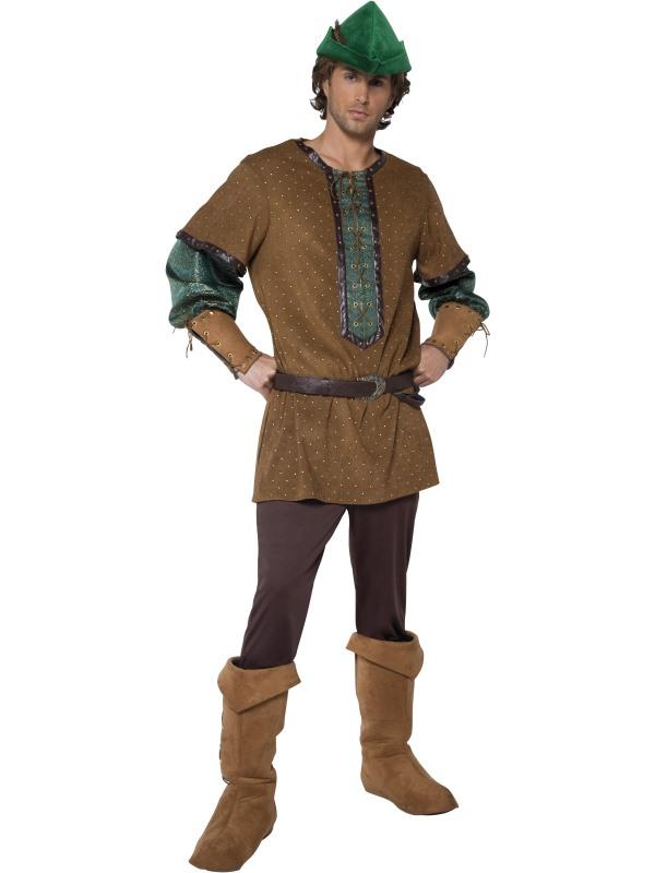 Robin Hood Halloween Costume