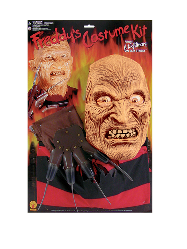 Freddy Krueger Costume Pack