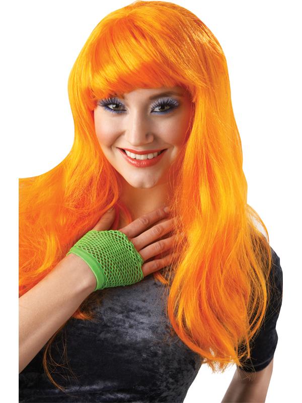 Orange Ginger Glamour Wig