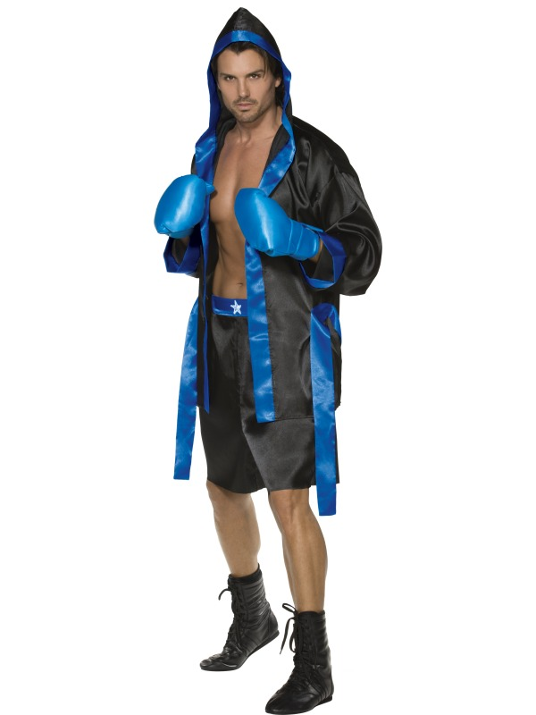 Adult Menu0027s Down for the Count Boxer Costume  sc 1 st  Plymouth Fancy Dress! & Adult Menu0027s Down for the Count Boxer Costume | Sports | Plymouth ...