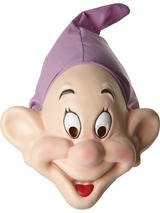 "Adult Dopey ""Snow White"" Mask"
